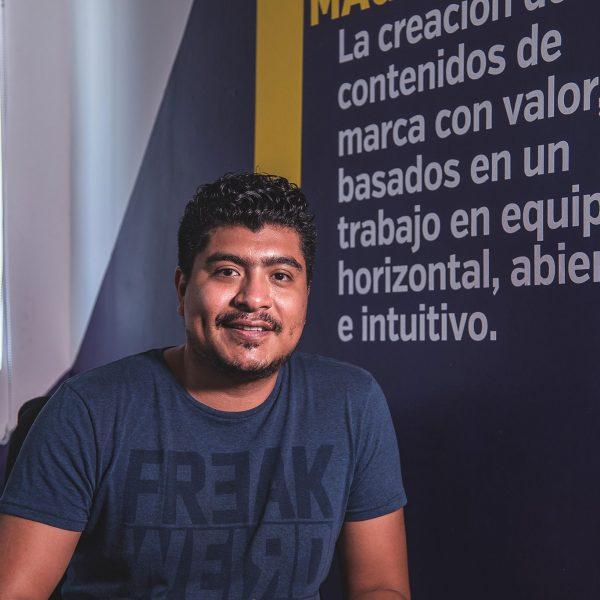 Daniel - Jefe de diseño y fotografía